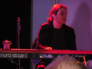 Paul Jobson on Keys (Photo: PTMQ)