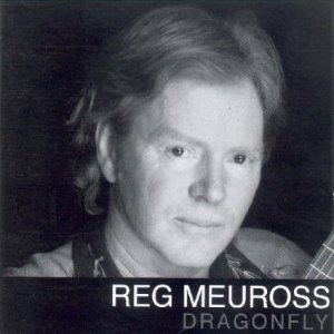 Reg Meuross: 'Dragonfly' (2008) album cover.